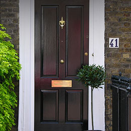 Bespoke Front doors London