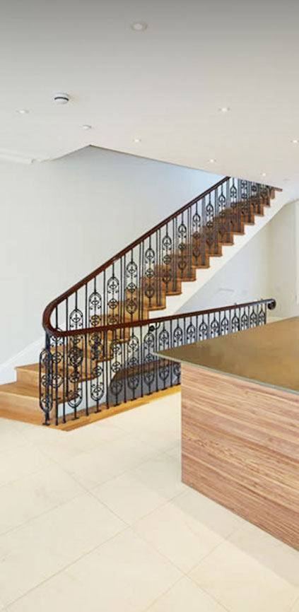 Bespoke Statement Staircases London