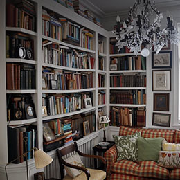 Bespoke Book cases in London