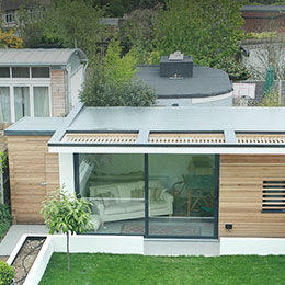 External Joinery Companies London